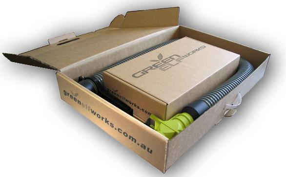 GreenElf Applicator Package